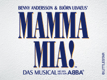 MAMMA MIA! in Hamburg